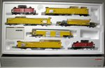MARKLIN 26510 Security Box Train Tunnel 7 pcs.