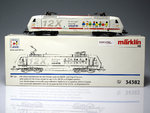 Locomotive 34382 MARKLIN Unicef ​​Children BR 128 DELTA