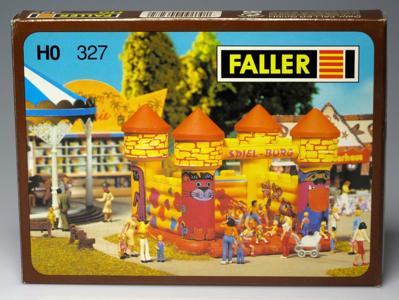 FALLER 327 Castillo Hinchable