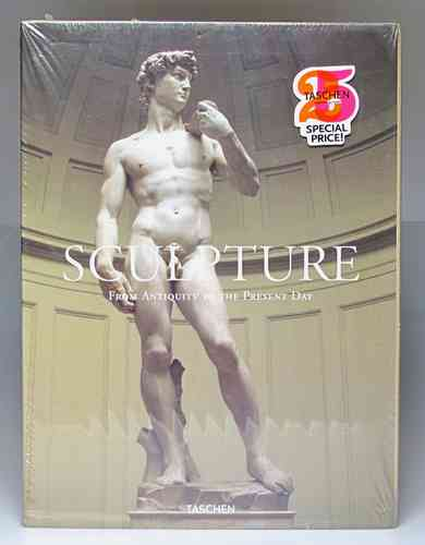 SCULPTURE. From Antiquity to the Present Day (EDITORIAL TASCHEN) en inglés