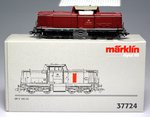 MARKLIN 37724 Diesel Locomotive DB maneuvers
