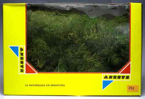 ANESTE 751 Green Weed for your layout or diorama