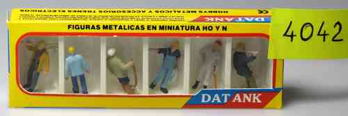 DATANK 4042 Industrial Workers (6 units)