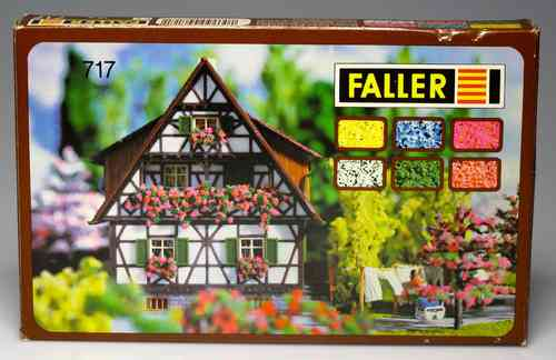 FALLER 717 Moss flowered to decorate your construction of the model