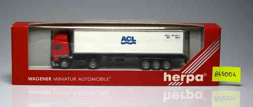 HERPA 845004 ACL white box truck