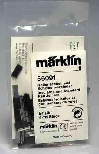 Marklin 56091 Set and insulating joints for track 1