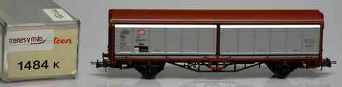 Transport wagon two side doors DB