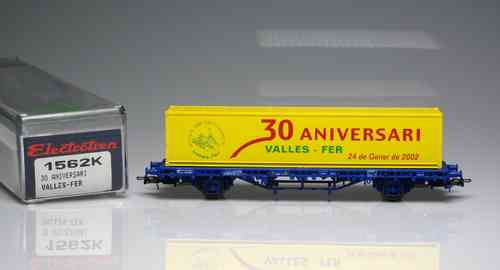 Container wagon 30th Anniversary Limited Edition Valles-Fer