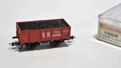 "ELECTROTREN 1969 Wagon ""Coals The New"" Limited Edition No. 126-7"