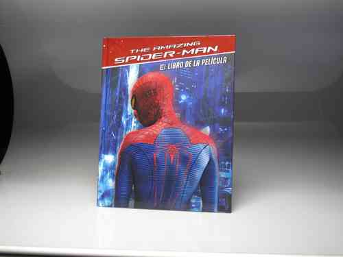 Book Spider Man (The book of the film) -USED-