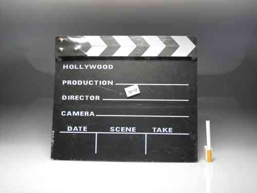 Hollywood Film Slate (NEW AND SEALED) 38.5 X 28 cm.