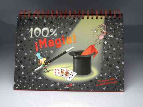 "Book ""100% MAGIC"" (OWNED)"