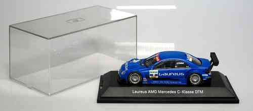 Car AMG Mercedes-Benz C-Klasse DTM Scale 1:43 (with Case)