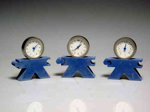 Set Clock, Thermometer and Hygrometer