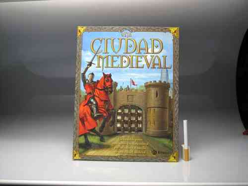 "Book ""A MEDIEVAL TOWN"" (OWNED)"