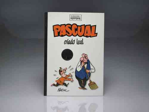 "Classics of humor ""PASCUAL IDEAL SERVANT"" Angel Nadal (PREOWNED)"