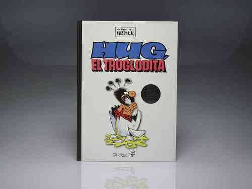 "Classics of humor ""HUG, THE CAVE"" Jordi Gosset (PREOWNED)"