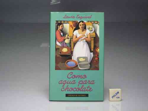 "Book ""LIKE WATER FOR CHOCOLATE"" Laura Esquivel (PREOWNED)"