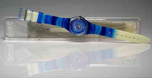 SWATCH GK 232 Limited Edition (Studio Azzurro)