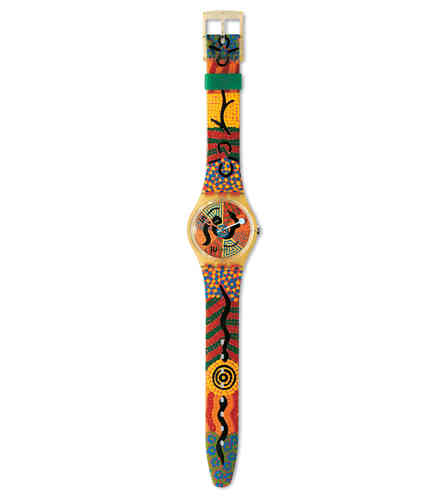 SWATCH Limited Edition BRIDGET MUTJI