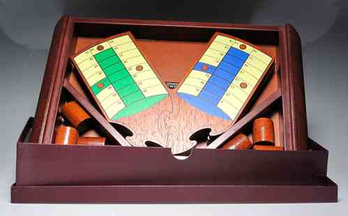 Precious Wood Parcheesi