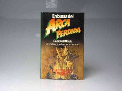 "Book ""IN SEARCH OF THE LOST ARK"" Editorial Planeta (PREOWNED)"