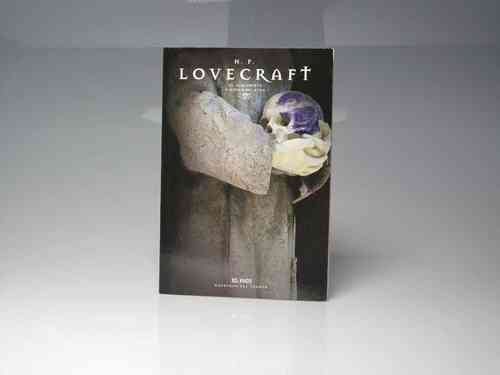 "Book ""THE ALCHEMIST AND OTHER STORIES"" H. P. LOVECRAFT"