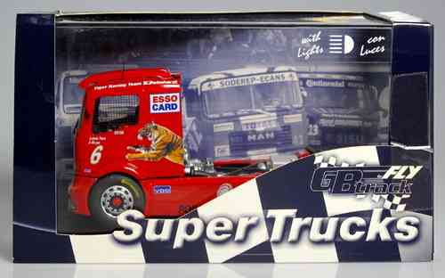 Head FLY SCALEXTRIC 8500 Mercedes-Benz Atego truck ETRC 2000 Fia Light (1:32 Scale)