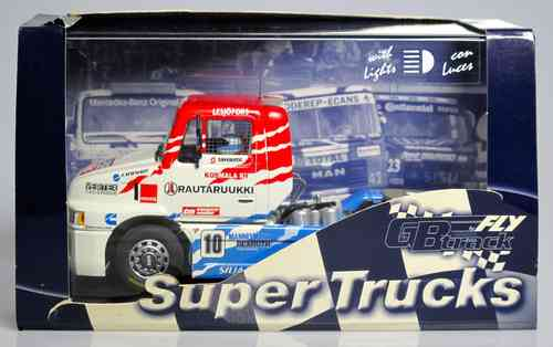 FLY SCALEXTRIC 8501 Sisu Truck Head Lights ETRC 1995 1:32 SCALE