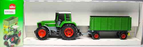 3954 SIKU - Tractor with Trailer - 1:32 Scale