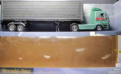 "NEW RAY 11633 Mercedes-Benz Truck Truck 1853 S ""NEW RAY"" SCALE 1:32"