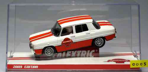 "Renault R8 SCALEXTRIC SCX 6372 ""Special Edition 2009"""