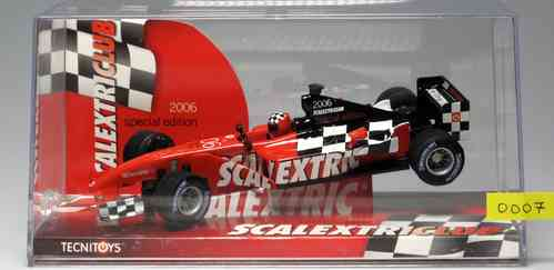 "SCALEXTRIC 6195 -  F1 2006 ""Special Edition"""