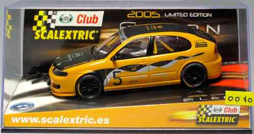 "SCALEXTRIC 6169 Seat León Cupra R ""2005 Limited Edition"""