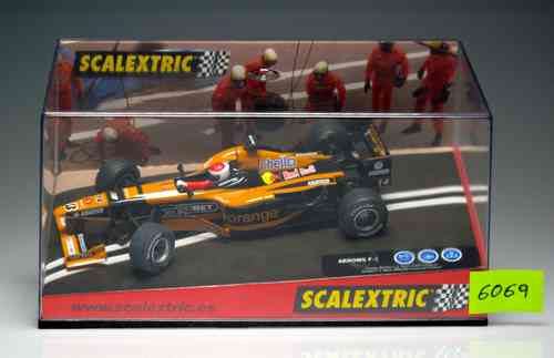 SCALEXTRIC 6069 Arrow F-1