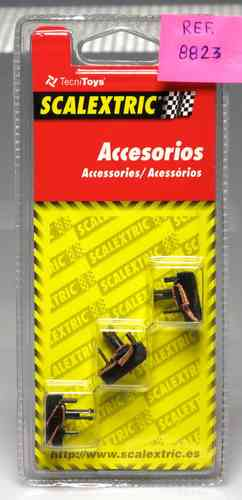 SCALEXTRIC 8823 guides with braids