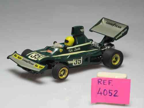 SCALEXTRIC 4052 Ferrari F-1 B 3 (USED-NO CASE)