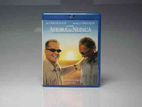 "Blu-ray Disc ""Now or never"" (SEMI-NEW)"