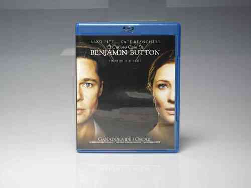 "Blu-ray Disc ""The Curious Case of Benjamin Button"" (SEMI-NEW)"