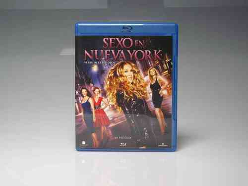 "Blu-ray Disc ""Sex and the City, The Movie"" (SEMI-NEW)"