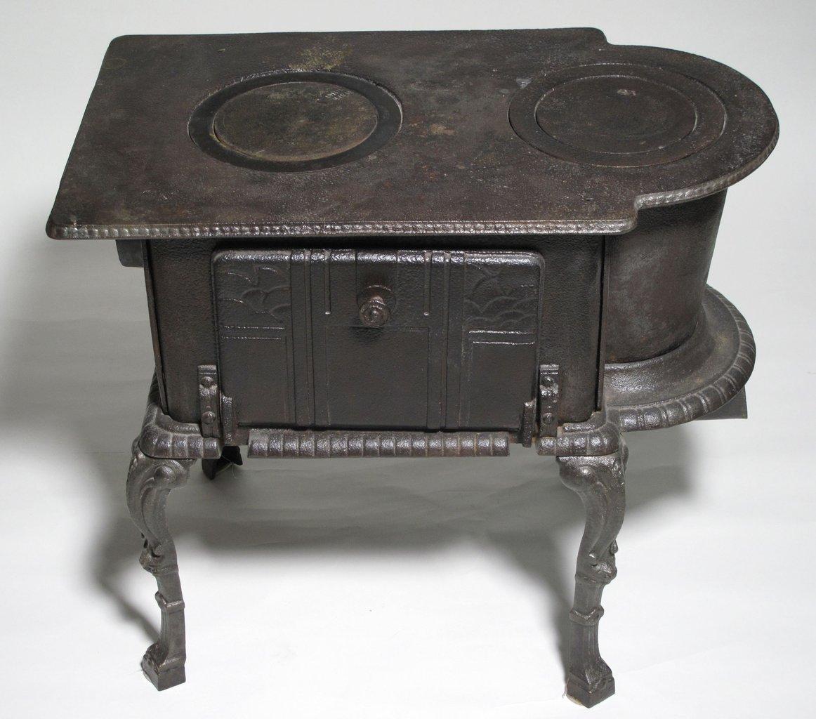 cocina hierro fundido antigua