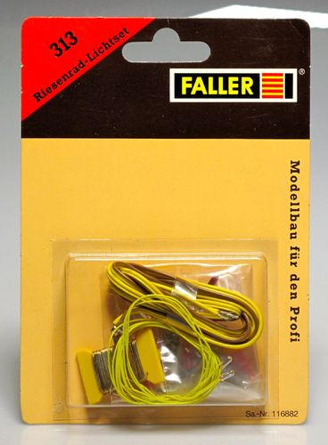 FALLER 313 Game Ferris wheel lights