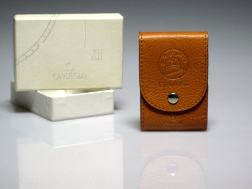 "R 336 Miniature notepad ""OMEGA"" (see note)"