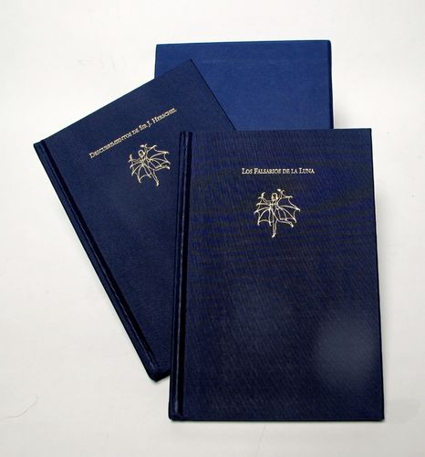 R 428 Facsimile edition of two works by John Herschel and Adolfo Garcia Ortega