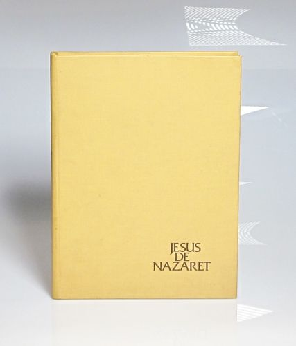 "R 429 Book ""Jesus of Nazareth"" of William Barclay (without box)"