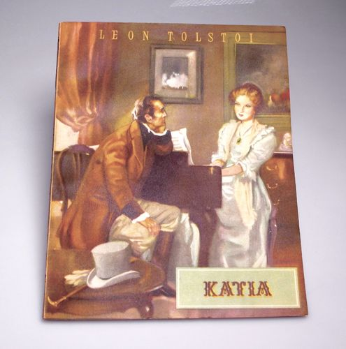 "R 433 Book ""Katia"" by Leo Tolstoy"