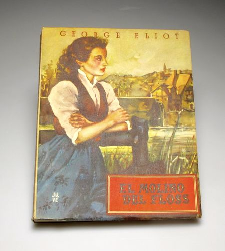 "R 435 Book ""The Mill on the Floss"" by George Eliot"