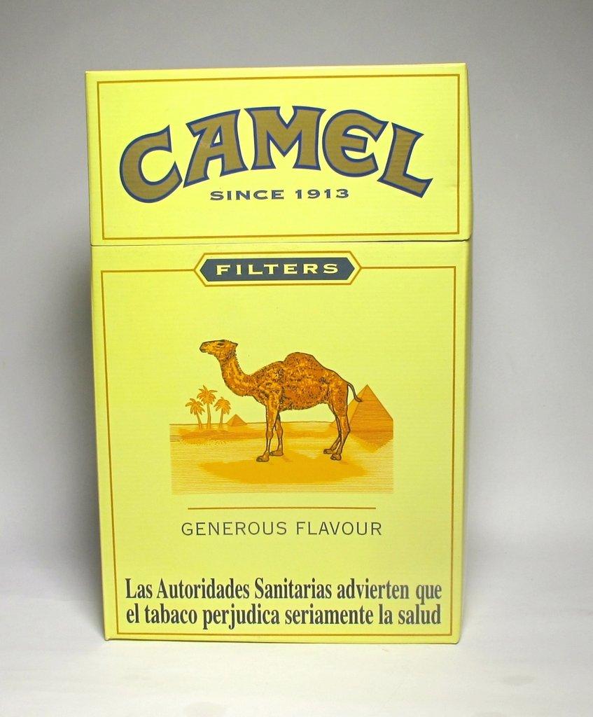 Cigars camel